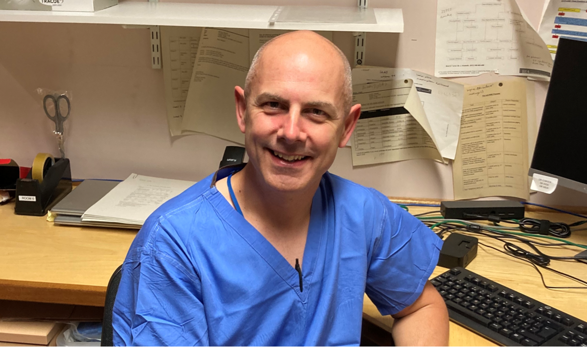 Reflections from Dr Peter O'Brien, Project Lead for the ICU Recovery Coordinator Value Improvement Fund project